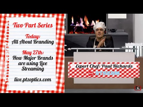 How to brand your live streaming video content (EP 23)