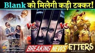 Sunny Deol की 'Blank' को इन फिल्मों से होगा बड़ा नुक़सान! Movie Clash On 3rd May, Box Office
