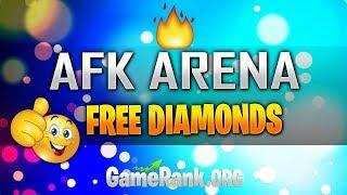 Hack Afk Arena - 5riv