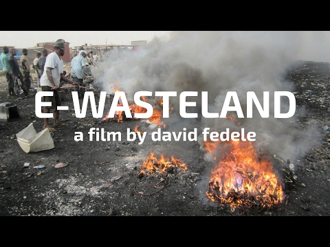 E WASTELAND - Full film in HD (20mins/2012)