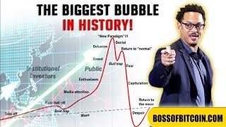 BITCOIN vs STOCK MARKET BUBBLE 2020