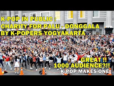 181013 KPOP IN PUBLIC & CHARITY FOR SULTENG By KPOPERS YOGYAKARTA At Jogja City Mall [FULL VER.]