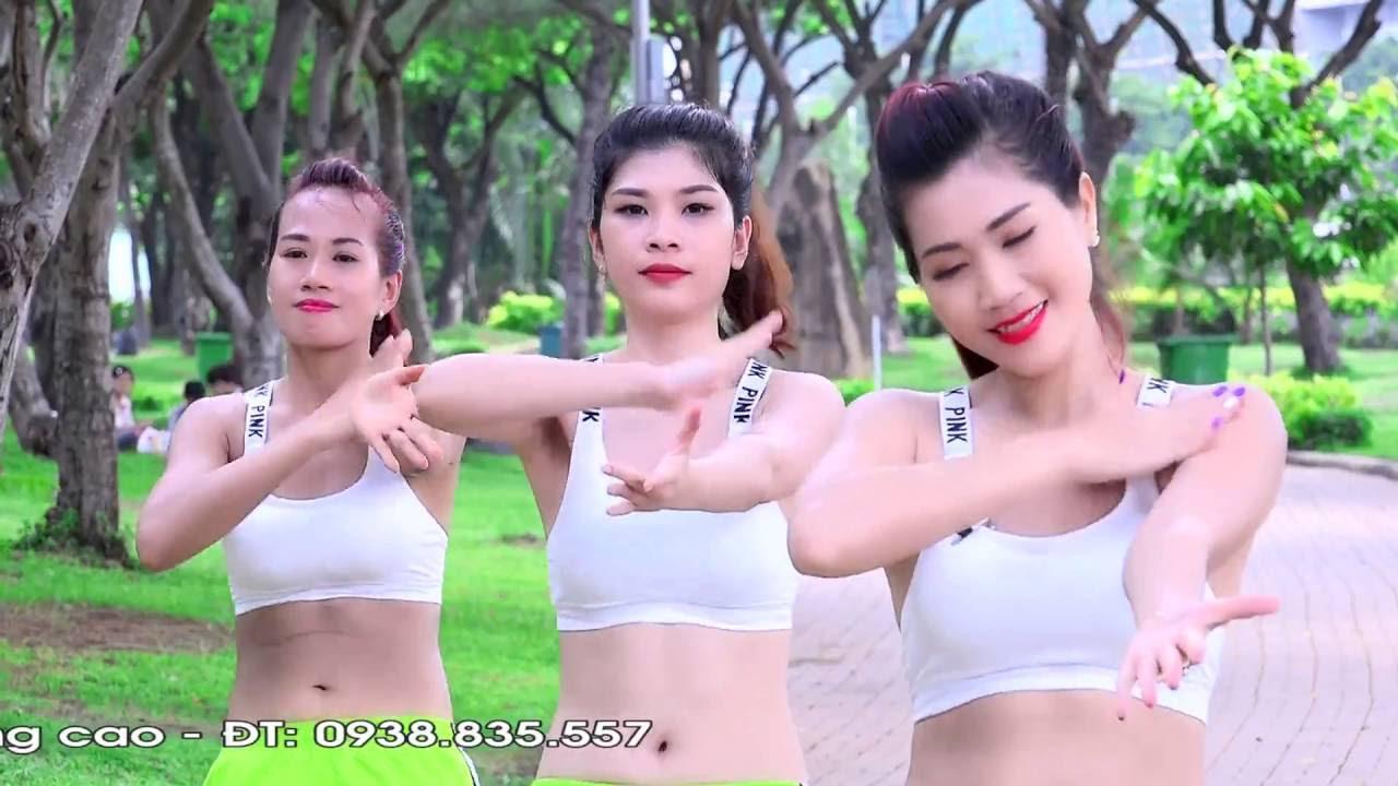 Aerobic – khỏe đẹp cùng Misa aerobic  số 8 ( nâng cao)