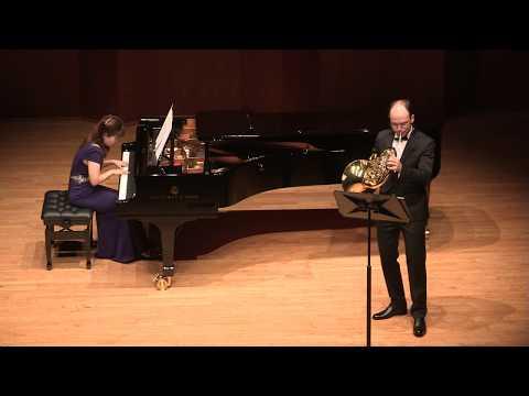 C.Schumann Drei Romanzen für violine und klavier, Opus 22