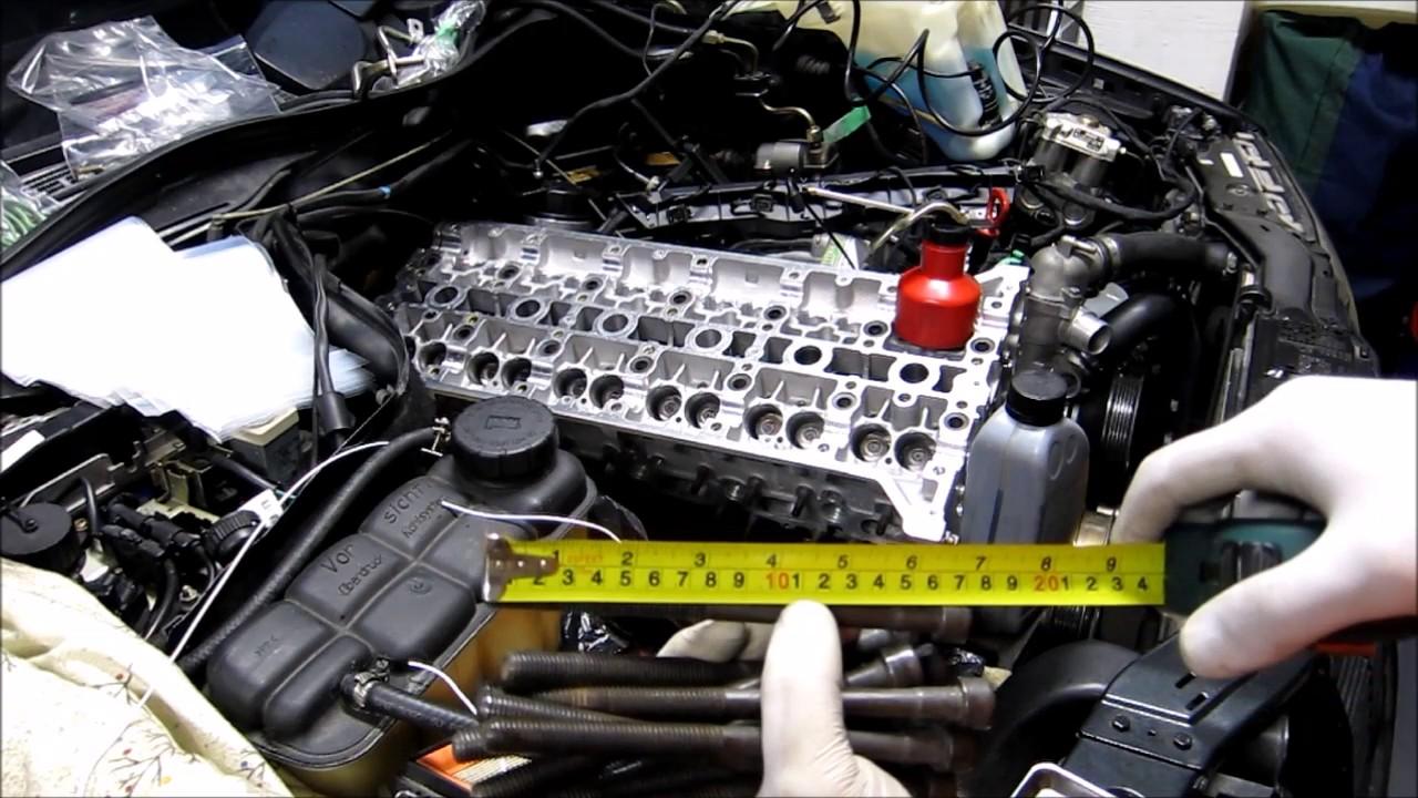 Mercedes Benz W202 C280 Engine M104 Head Gasket