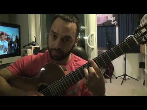 Nelly - Ride With Me - Guitar Lesson Tutorial Step by Step Instruciton (Esteban Dias) music