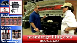 How To Use Bbq Smoker Good One Open Range From Premier Grilling Plano, Tx