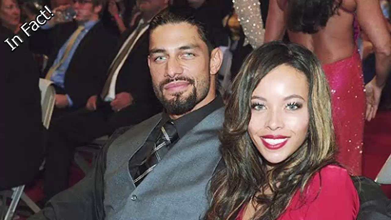 Roman Reigns Wife History And Love At First Sight
