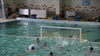 Харьковская сборная по водному поло громит соперников