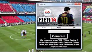 FIFA 14 Activation Keys