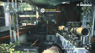 COD Ghosts : How to Single/Double/Triple Nac Swap | Tutorial