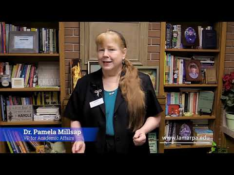 Lamar State College Port Arthur VP for Academic Affairs Pamela Millsap Welcome to Fall 2020