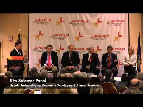 Site Selector Panel - Lincoln Partnership for Economic Development