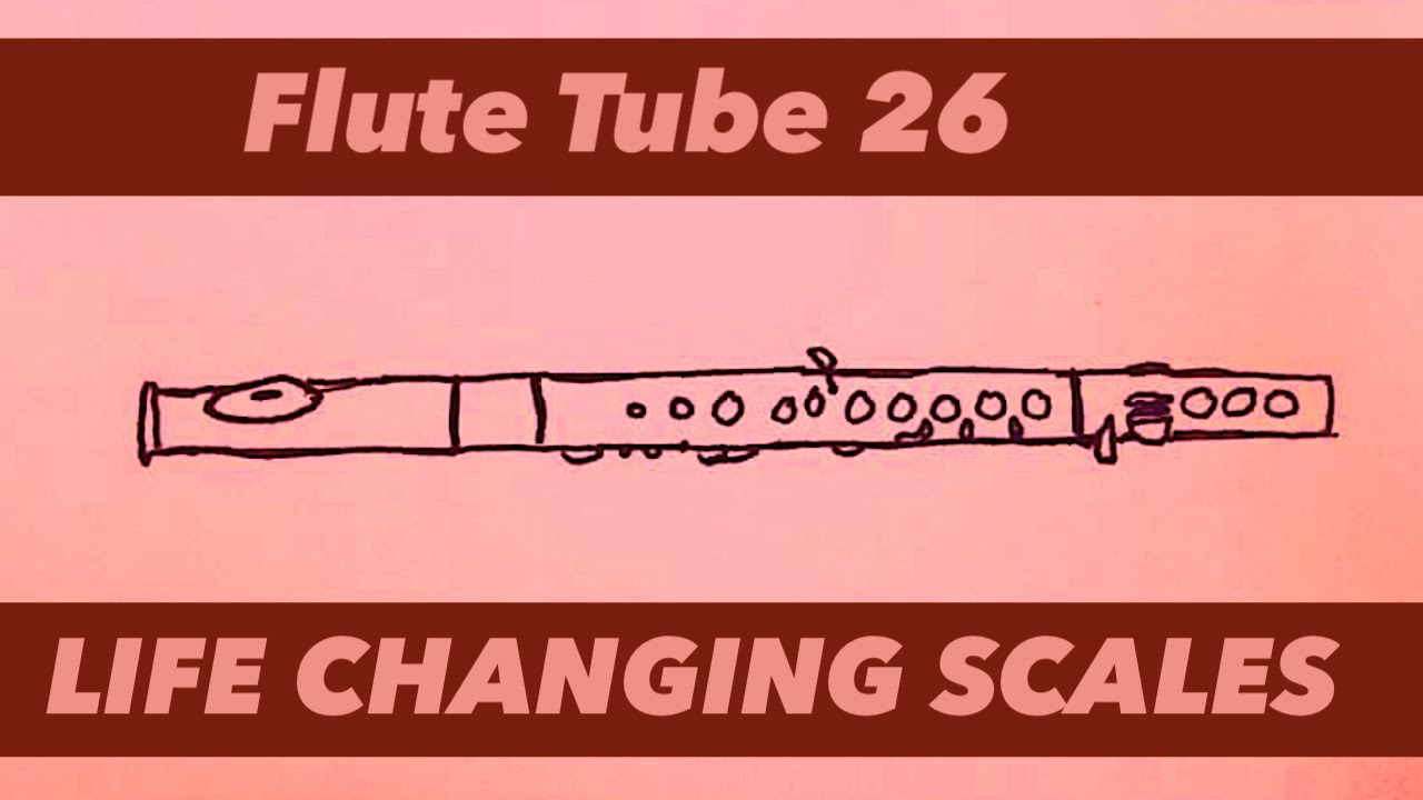 The LIFE CHANGING Scale Game (Gammes Game) by Debost, Taffanel, and Gaubert - Flute Tube, Episode 26