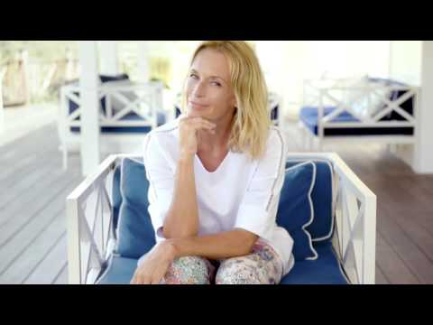 Summer Blooms With Estelle Lefébure in St Barts