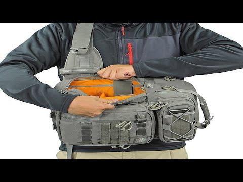 JAVELIN 2.0™ VSlinger™ Left-Shoulder Slingpack Overview and ...