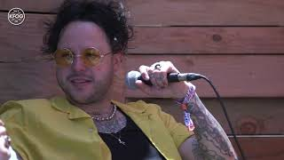 Lovelytheband talks Game of Thrones, favorite SF spots, and about their first time at BottleRock Video