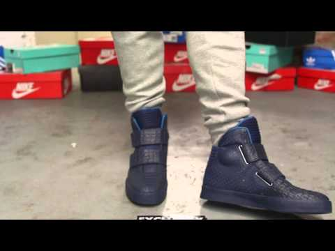 """timberland chaussure b b - Nike Flystepper 2K3 """"Midnight Navy"""" On-feet Video at Exclucity ..."""