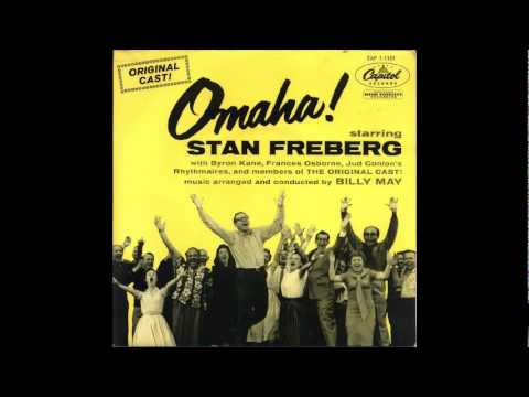 Omaha! Musical by Stan Freberg -  1958 Butternut Coffee Radi