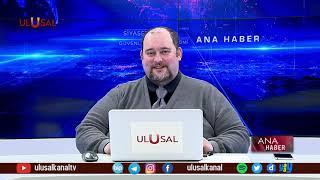 Ana Haber - 3 Mart 2021 - Teoman Alili - Erkan Önsel - Ulusal Kanal