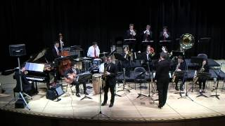 Haitian Fight Song - Medfield High School Jazz Band