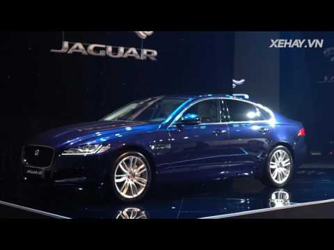 XEHAY.VN Chi tit Jaguar XF 2016 va ra mt th trng Vit Nam