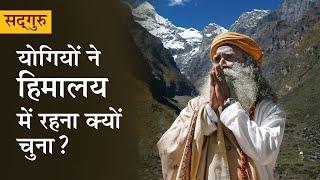 (Ad Free) योगियों ने तपस्या करने के लिए हिमालय को ही क्यों चुना?