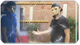 Efecto Flashes of Electric Sony Vegas tutorial