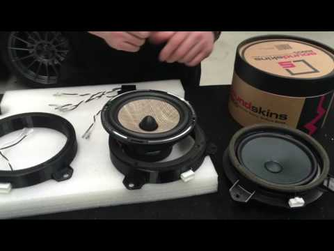 How To Install Speakers In  Toyota 86, Subaru BRZ or Scion FR-S – DIY