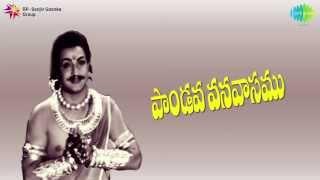 Pandava Vanavasamu | Himagiri Sogasulo song