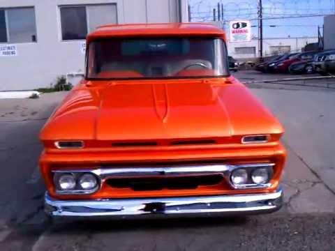 1962 Chevrolet pickup - YouTube