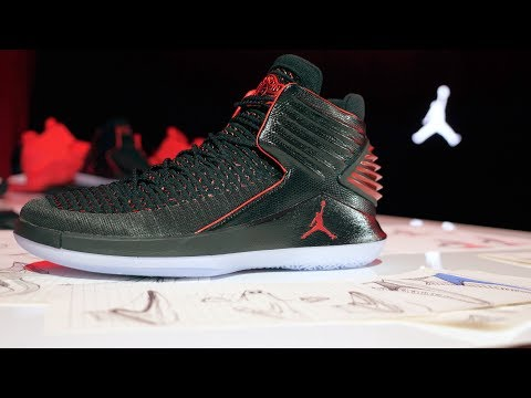 EXCLUSIVE: Air JORDAN XXXII (32) Everything You Need To Know About The New SNEAKER