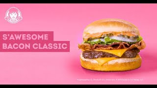 Wendy's S'Awesome Bacon Classic