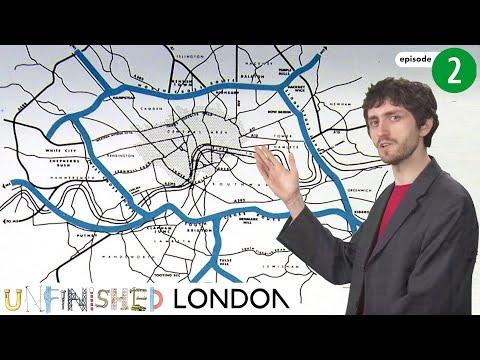 London's unfinished motorways
