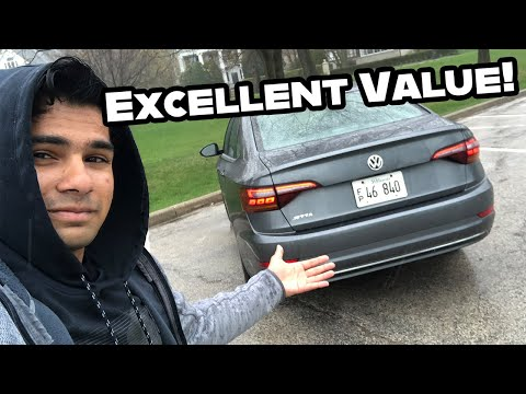 2019 Volkswagen Jetta: The BEST Economy Car under $25k!
