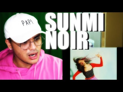 SUNMI - Noir MV Reaction Mp3