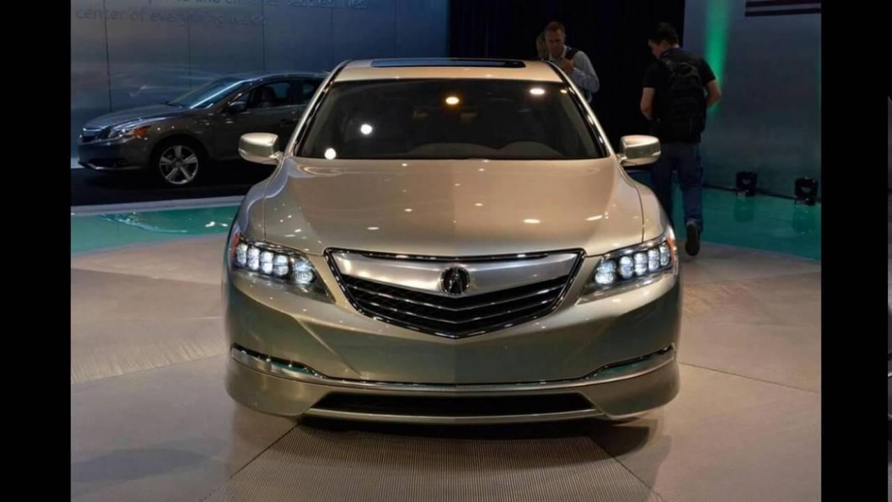 2017 Amazing New Car Acura Rlx Sneak K Review