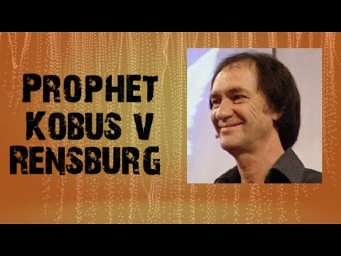 Prophet Kobus: how to work miracles 1(2002)
