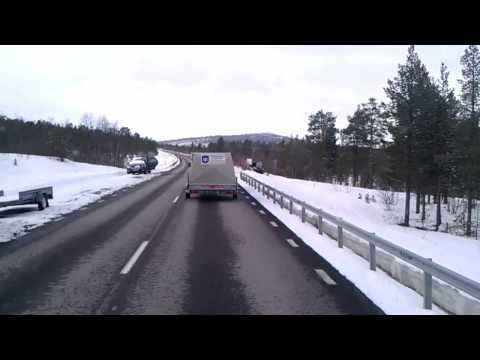 Buss Kiruna - Abisko östra