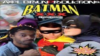 Batman XXX a porn parody review part 1/2