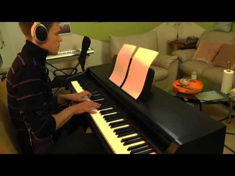 Ed Sheeran  All Of The Stars  Piano   Slower Ballad