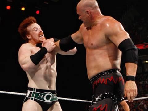 Raw: Kane vs. Sheamus - Viewer's Choice Match