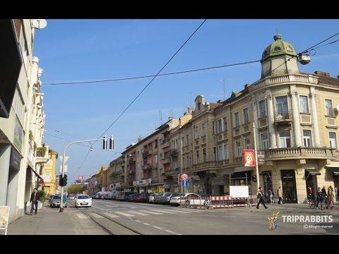 Building of Osijek Baranja county (Osijek)