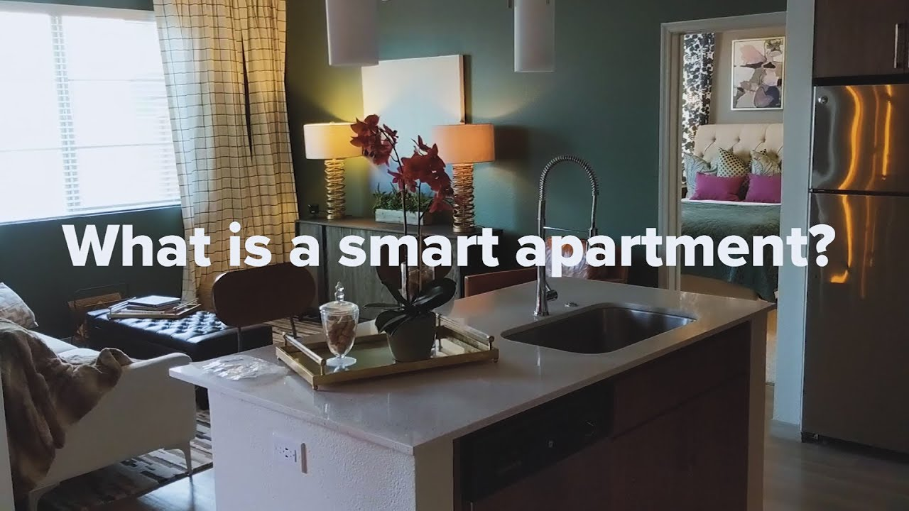 What Is A Smart Apartment Home Automation For Apartments