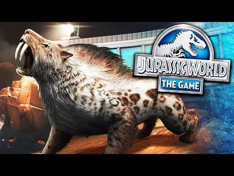 NOVAS AVENTURAS NOVAS MISSÕES! - Jurassic World - O Jogo - Ep 215