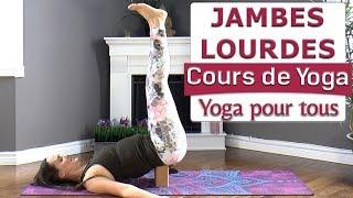 Cours de yoga - Jambes lourdes (276/365)