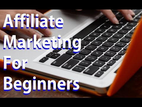 Affiliate Marketing For Beginners - Make Money WITHOUT A Website