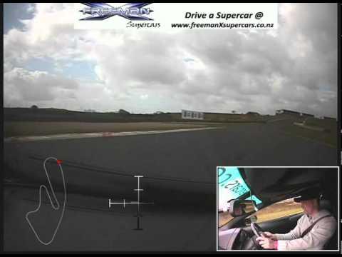 Freemanx Ferrari Supercar Drive Hampton Downs Auckland Youtube