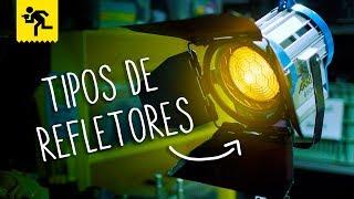 Vídeo - Fotografia – Refletores: Manipulando a Luz