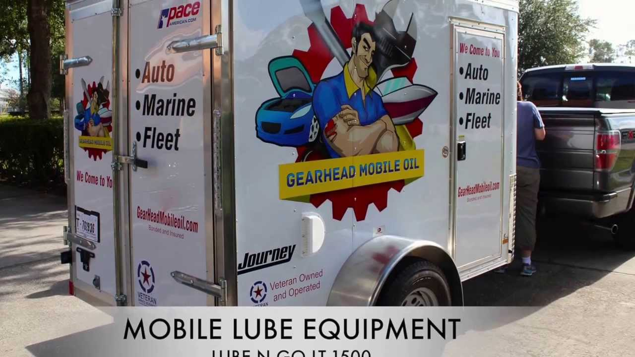 Lube N Go >> Lube N Go Lt 1500 Mobile Lube System